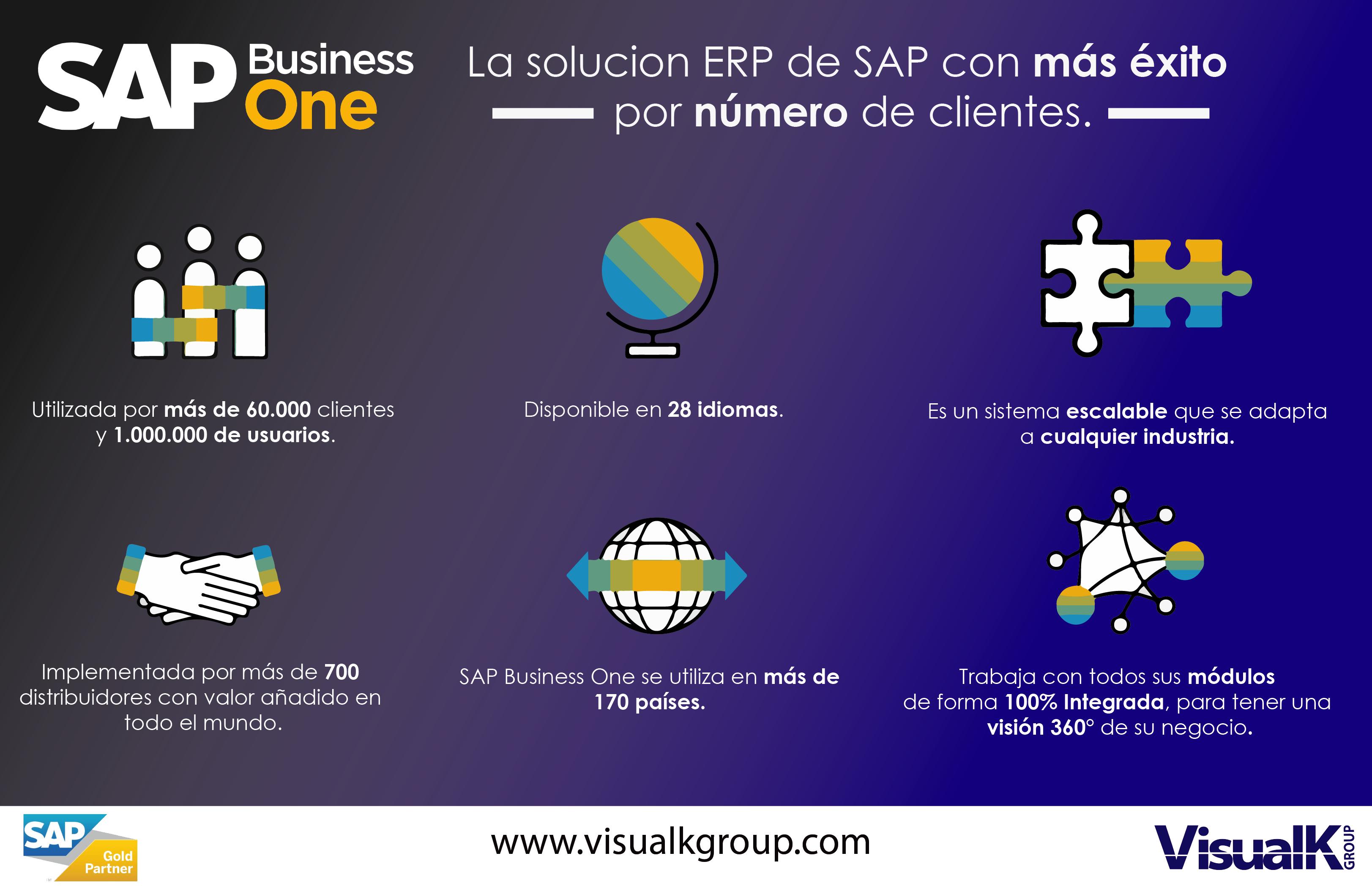 Sap Business One La Solución De Sap Con Más éxito De